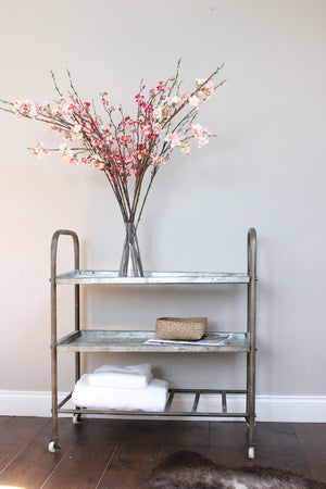 Metal Storage Trolley - The Forest & Co.