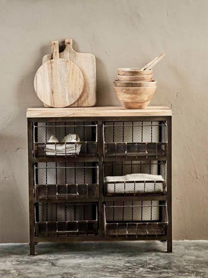 Wire Tray Storage Unit