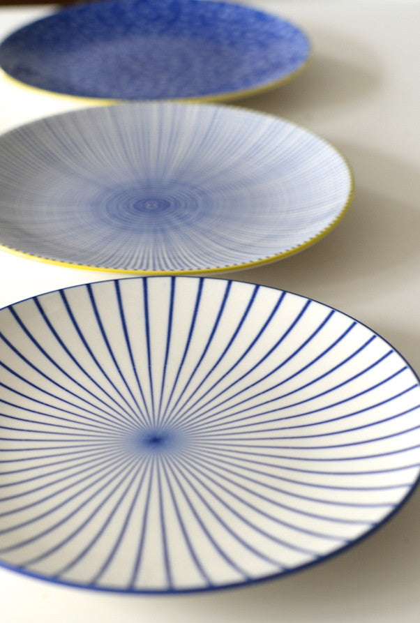 & Japanese Dinner Plates Set - The Forest \u0026 Co.