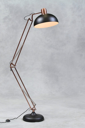 Angled Floor Lamp - The Forest & Co.