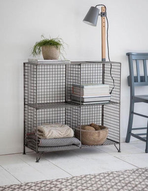 Wire Shelving Unit  PRE ORDER SEPTEMBER