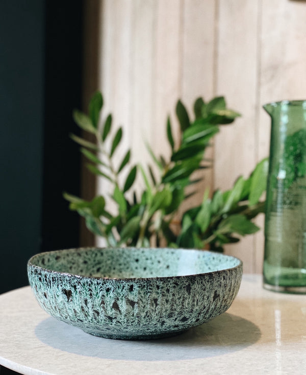 Stoneware Serving Bowl