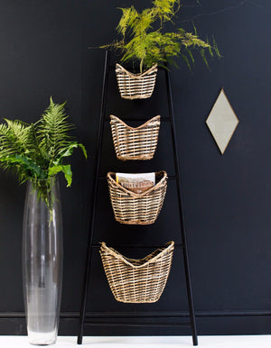 Basket Plant Rack