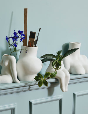 Blooming Beauties Female body Vases PRE ORDER MARCH