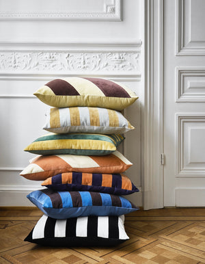 Bold Stripe Cushion Is A Choice Of Colours