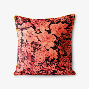 Printed Floral Cushion