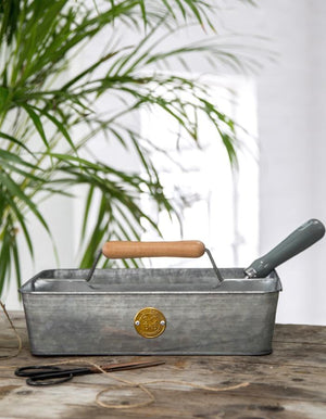 Galvanised Metal Trug