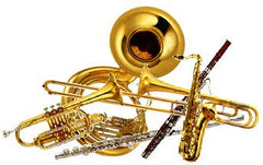 Sheet Music Band and Brass Ensemble