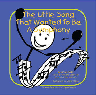 The Little Song That Wanted to be a Symphony - Audio Book