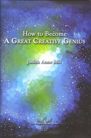 How to Become a Great Creative Genius Hardback