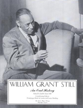 William Grant Still An Oral History Book and CD