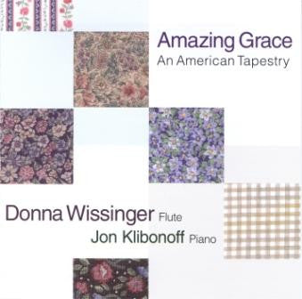 Amazing Grace: An American Tapestry (Pno-Flute) CD