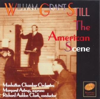 American Scene (Ensemble Music) CD