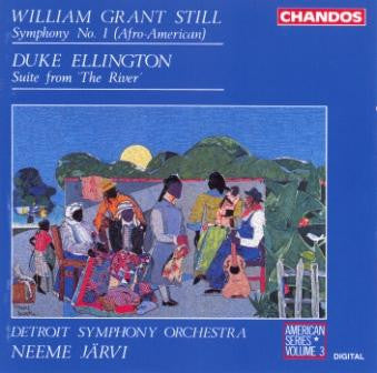 Afro-American Symphony, Still and Ellington CD