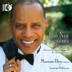 But Not Forgotten: Music by Afr-Am Composers (Pno-Clar) CD