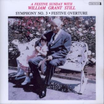 A Festive Sunday with William Grant Still CD