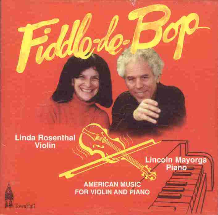 Fiddle-de-Bop (Violin Music) CD