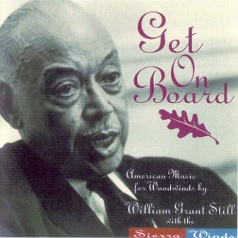 Get On Board (Woodwind Music) CD