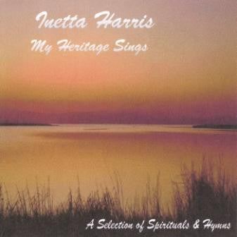 My Heritage Sings CD