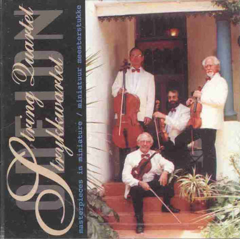 Odeion String Quartet CD