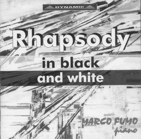 Rhapsody in Black and White CD