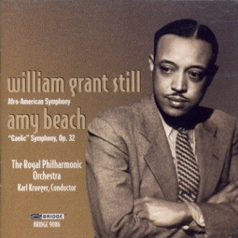 Afro-American Symphony, Still and Beach CD