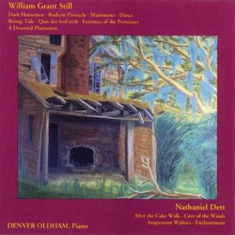 William Grant Still and Nathaniel Dett CD
