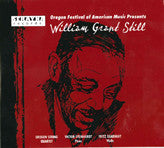 William Grant Still: Works for String Quartet CD