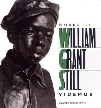 Chamber Works by William Grant Still (Ensemble-Vocal) CD