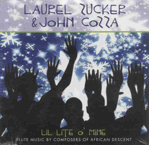 Lil Lite o' Mine - Flute Music by Composers of African Descent Vol I CD