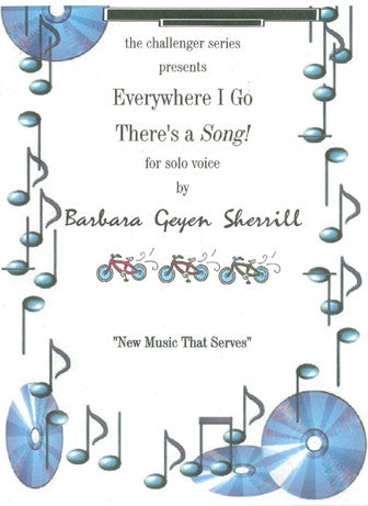 Barbara Sherrill Teaching Pieces - Everywhere I Go