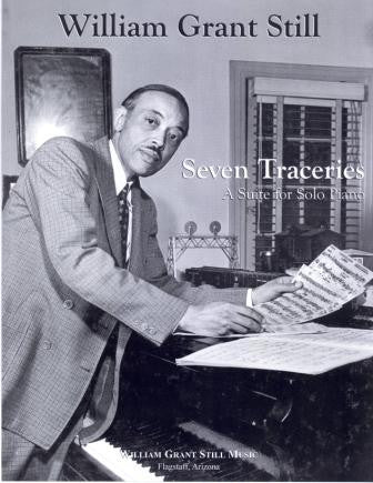Seven Traceries (Suite for Solo Piano)