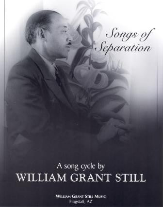 Songs of Separation - High Soprano-Piano Score