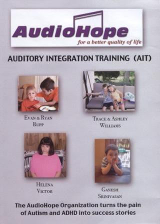 Autism and ADHD: Auditory Integration Training DVD