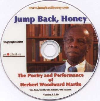 Jump Back Honey Poetry & Perf of HW Martin