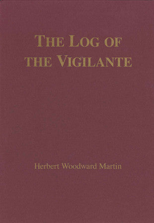 Log of the Vigilante: Poems (Pbk)