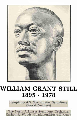 William Grant Still: Sunday Symphony LP