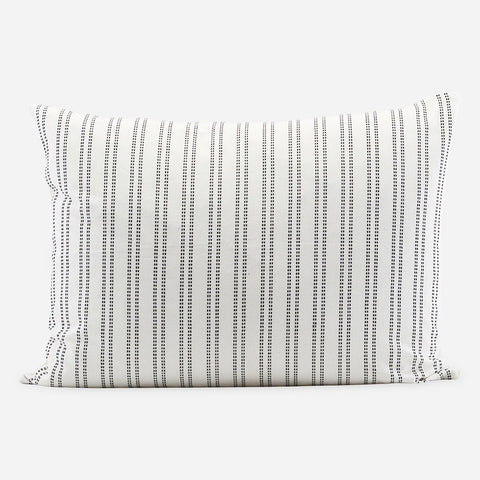 House Doctor Striped Cushion
