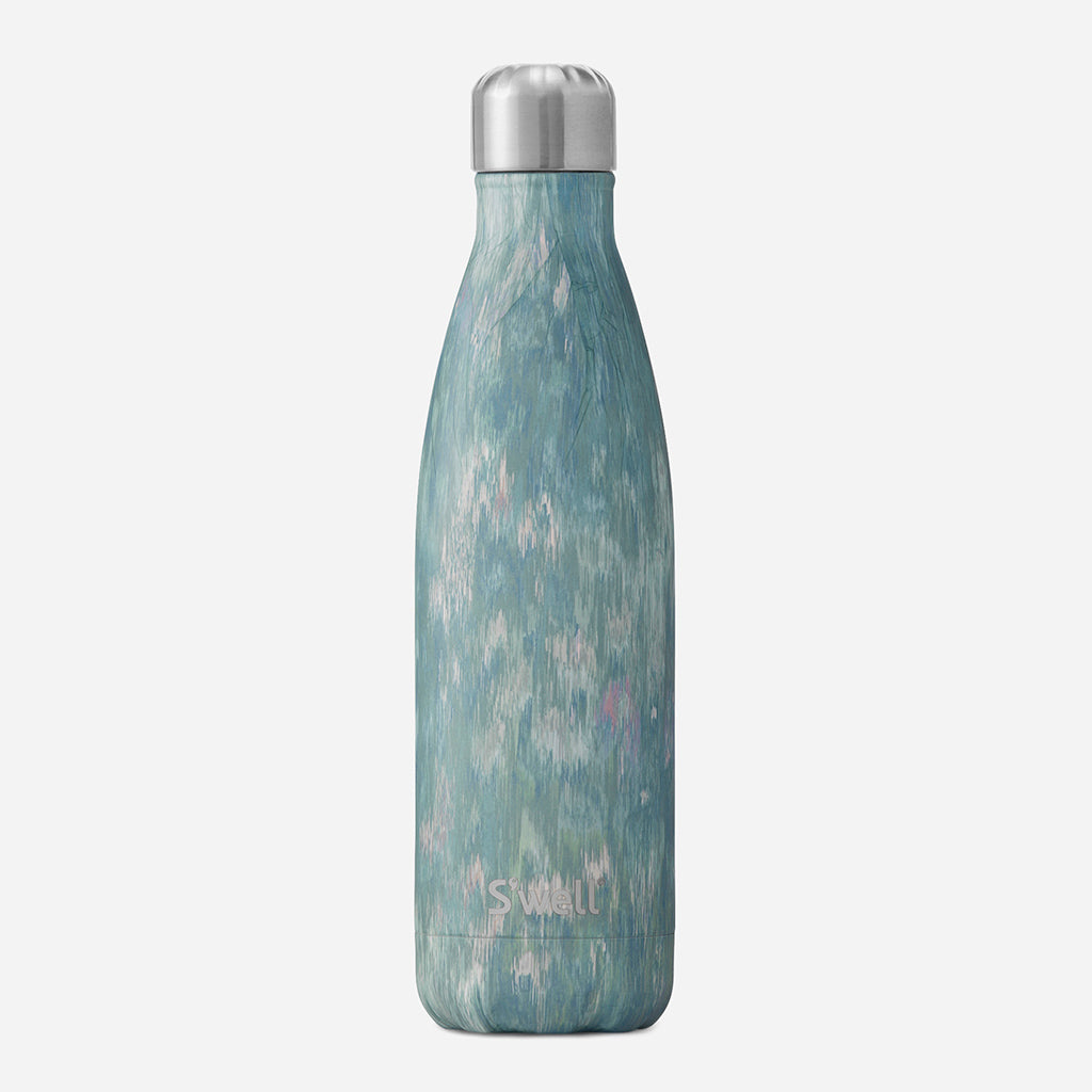 S'well 17oz Painted Poppy Water Bottle