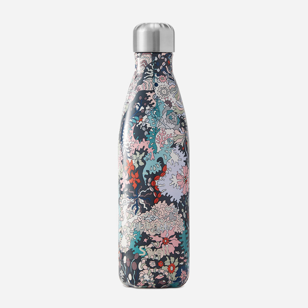 S'well 17oz Ocean Forest Liberty Print Water Bottle