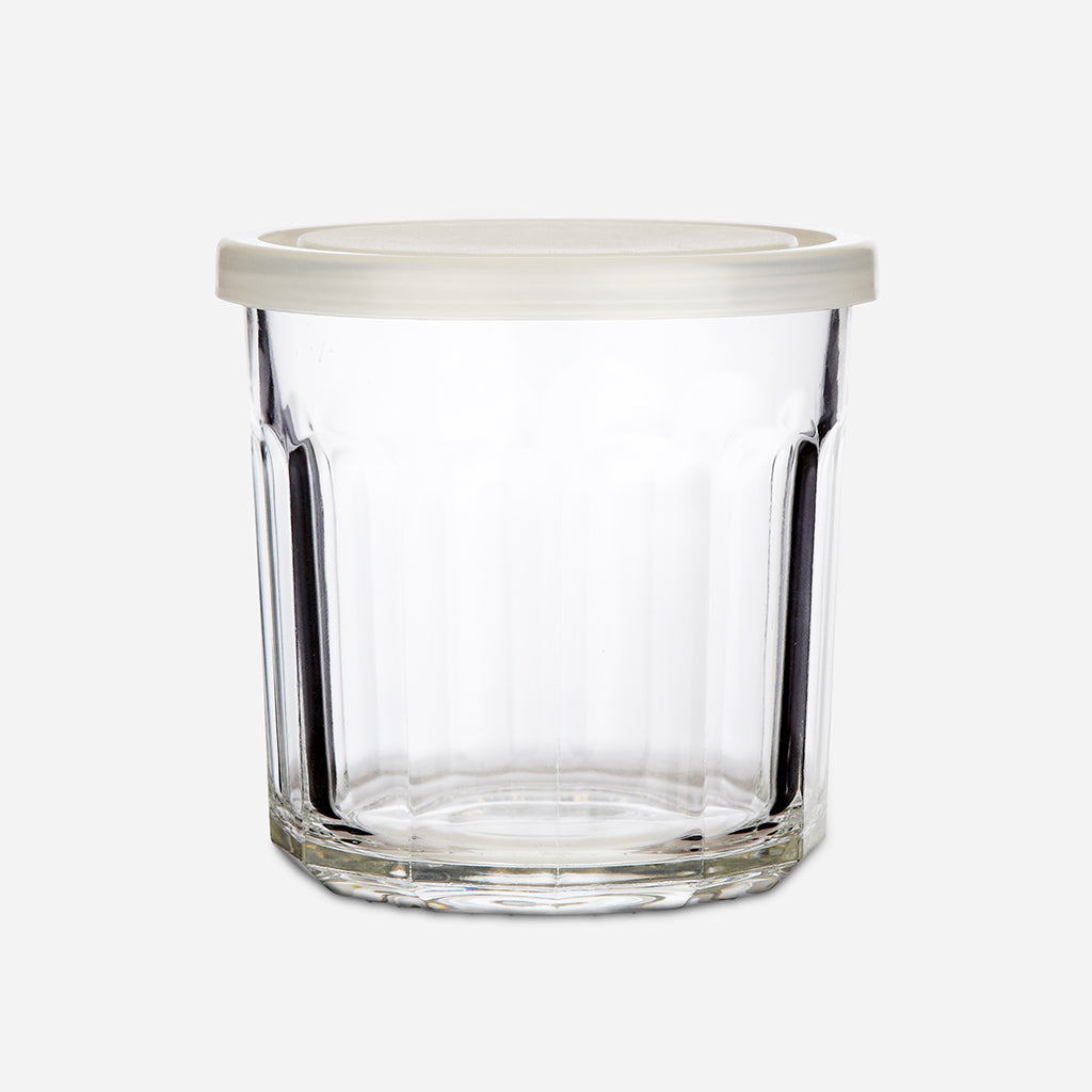 Marmalade Glass Jar With Lid