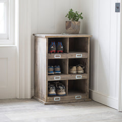 Spruce 6 Shoe Locker