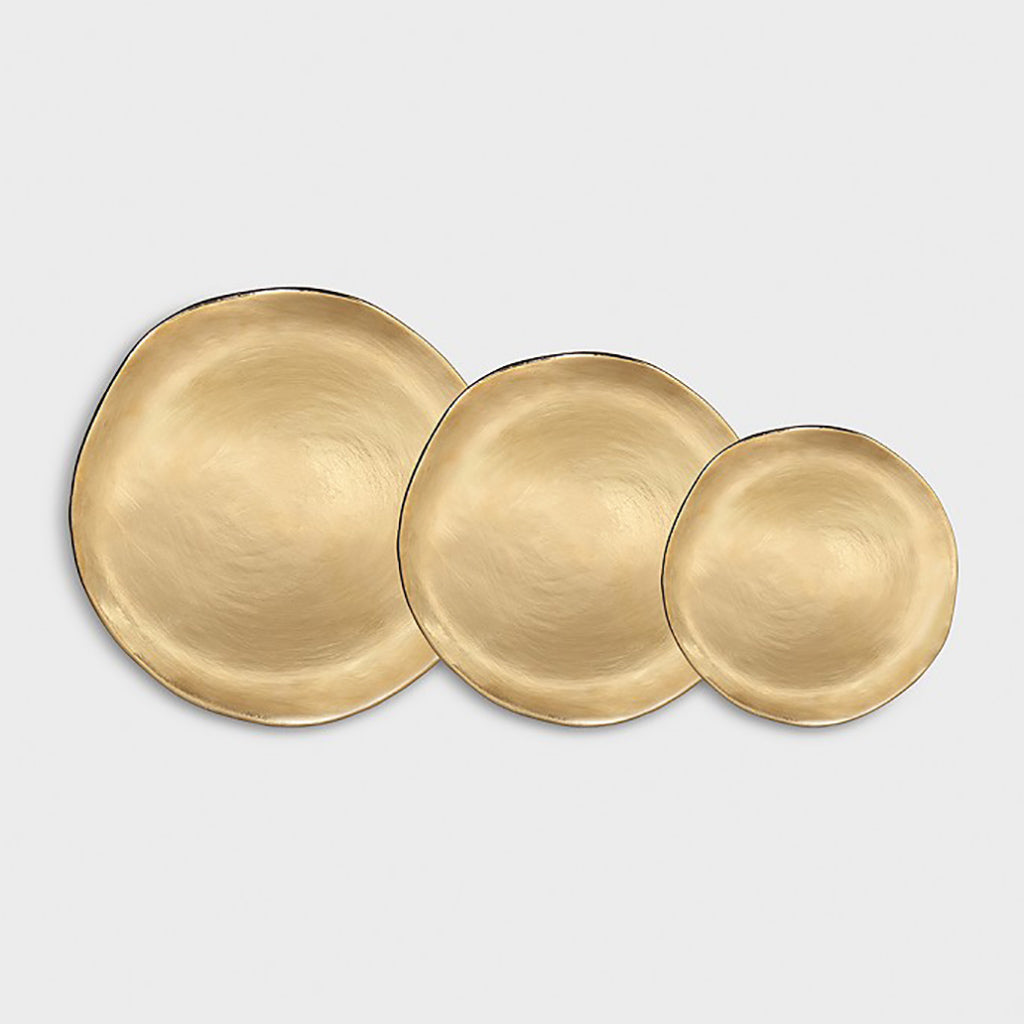 Imperfect Gold Plates