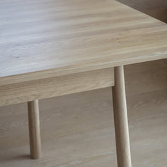 Highgate Oak Extending Dining Table
