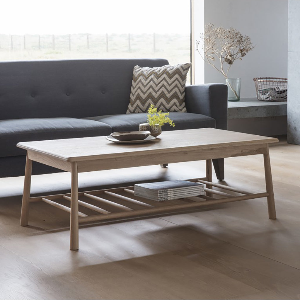 Highgate Oak Coffee Table