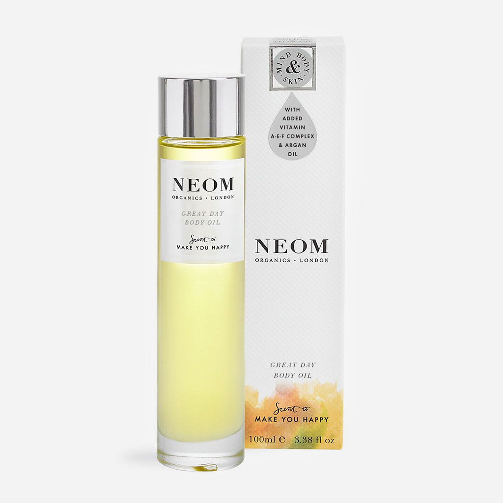 NEOM Great Day Body Oil 100ml