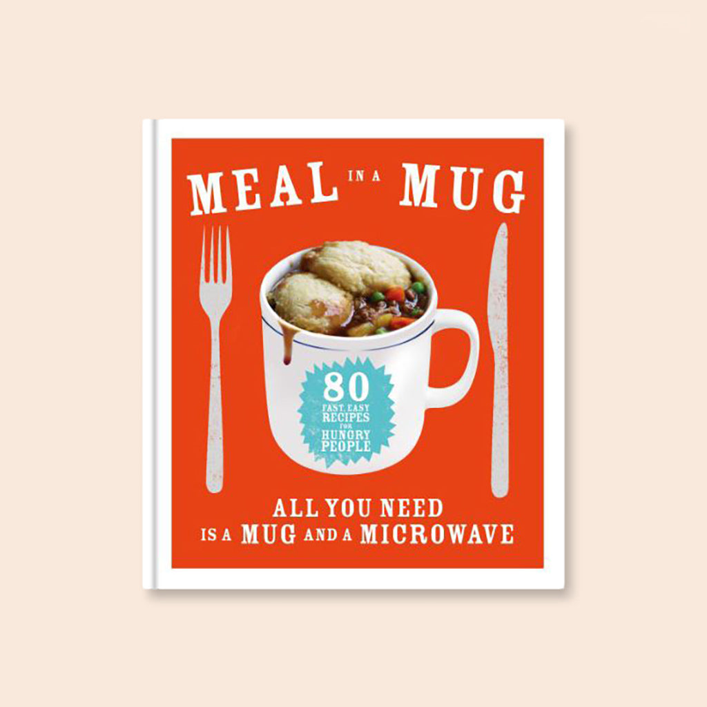 Meal In A Mug Cookbook By Denise Smart - Buy online or shop in the Jo & Co Lifestyle, Home and Furniture store in Wadebridge, North Cornwall, UK