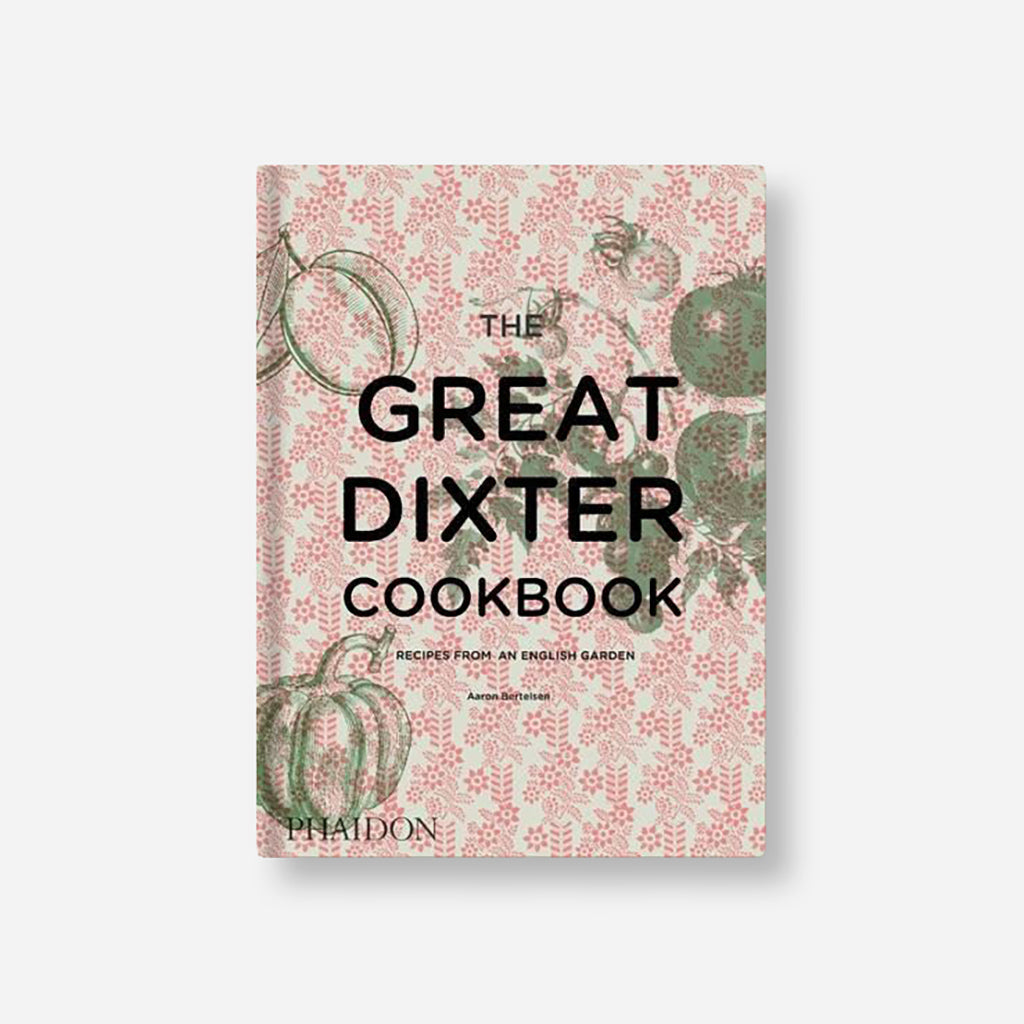 Great Dixter Cookbook By Aaron Bertelsen