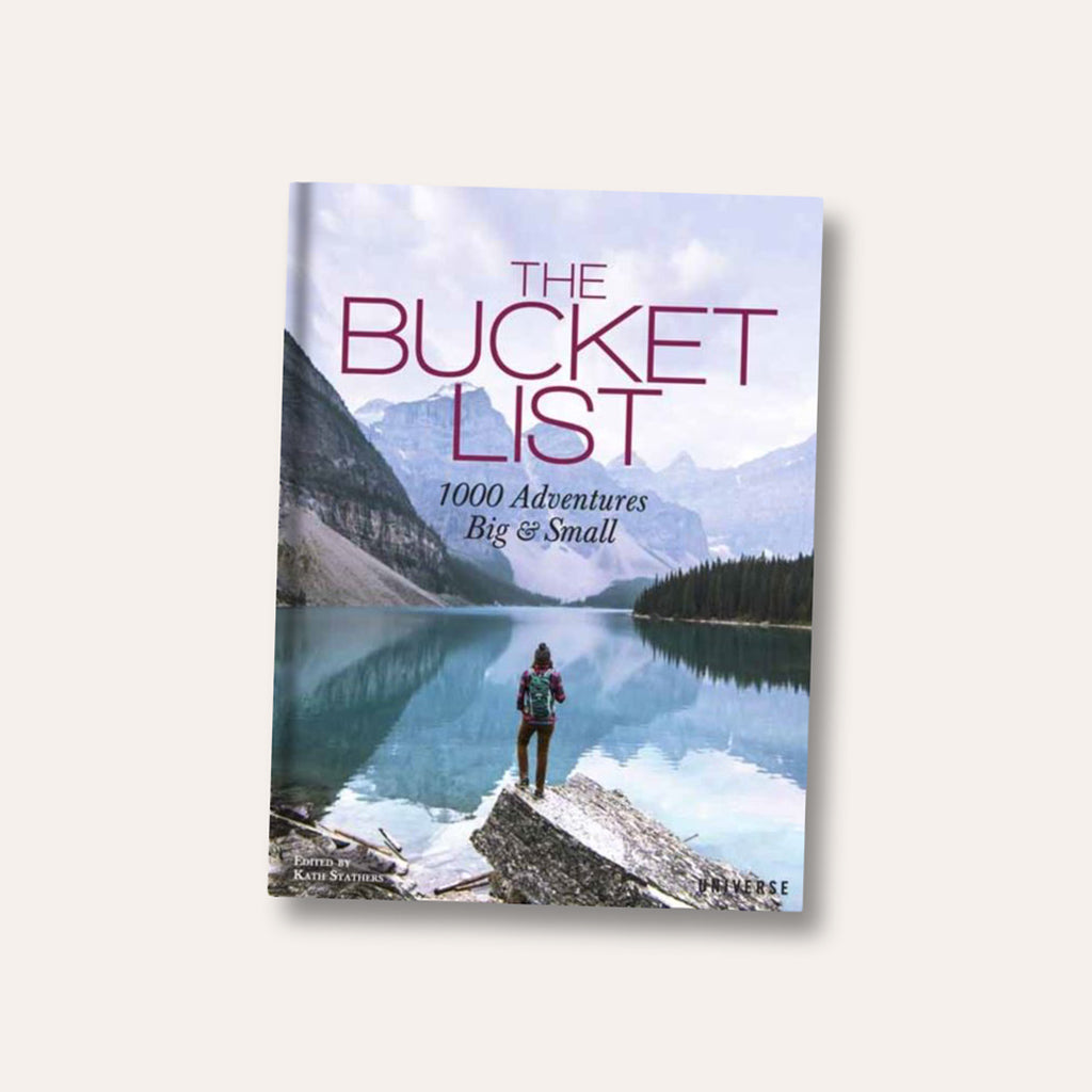The Bucket List Book By Kath Stathers