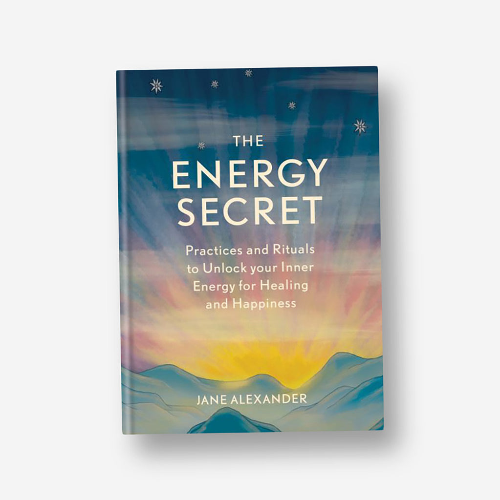 Energy Secret Book By Jane Alexander